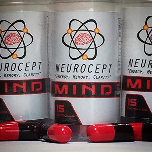 Mind by Neurocept Supplement Nootropic (3) by Neurocept