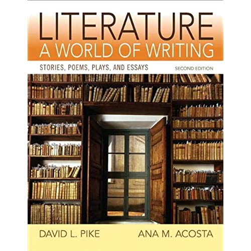 Writing poems amazon literature a world of writing stories poems plays and essays 2nd edition fandeluxe Images