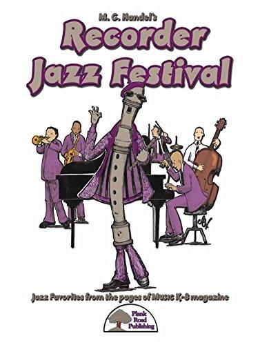 Jazz Big Band Arrangement (M.C. Handel's Recorder Jazz Festival - Kit with CD)