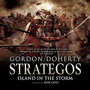 Island in the Storm Audiobook