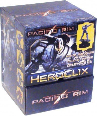 Pacific Rim Heroclix Booster Box (24 Count)