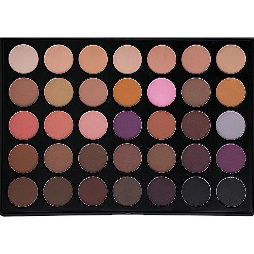 35 warm color palette morphe - 1