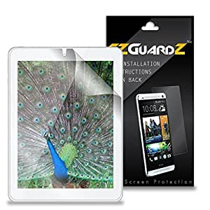 (2-Pack) EZGuardZ Screen Protector for Ainol Novo 8 Discover Tablet (Ultra Clear)