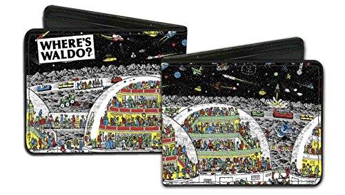 Where's Waldo? - In the Future - Bi-Fold (Wizard Whitebeard)
