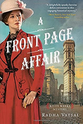 book cover of  A Front Page Affair