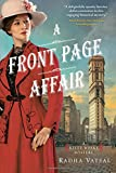 A Front Page Affair (Kitty Weeks Mystery)