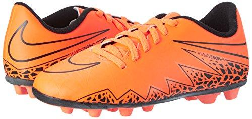 Phade Noir Orange Total r Pour Nike Ii Enfants Bottes Jr Fg De Hypervenom Foot SqWZwE
