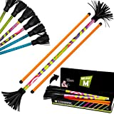 """✓ """"The Ultimate Flowerstick Set"""" / CE Tested / Flowerstick + Sticks + Online Video - Flowerstick and Hand Sticks are collapsable - by """"Mister M"""" (Multi 1)"""