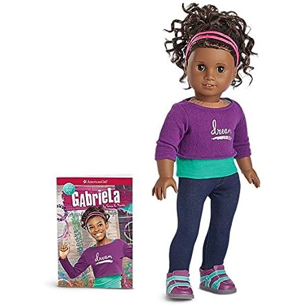 + Z Yang Gabriela AMERICAN GIRL SEPTEMBER 2017 CATALOG Introducing Nanea Doll