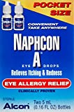 Naphcon-A Eye Drops, Twin Pack, 2 Count of 0.17 Fl Oz