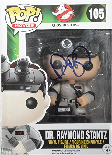 Dan Akroyd Hand Signed Autographed Funko Pop! Ghostbusters GV GA 857820