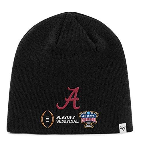 '47 Alabama Crimson Tide Brand Sugar Bowl 2015 College Playoff Beanie Hat Cap