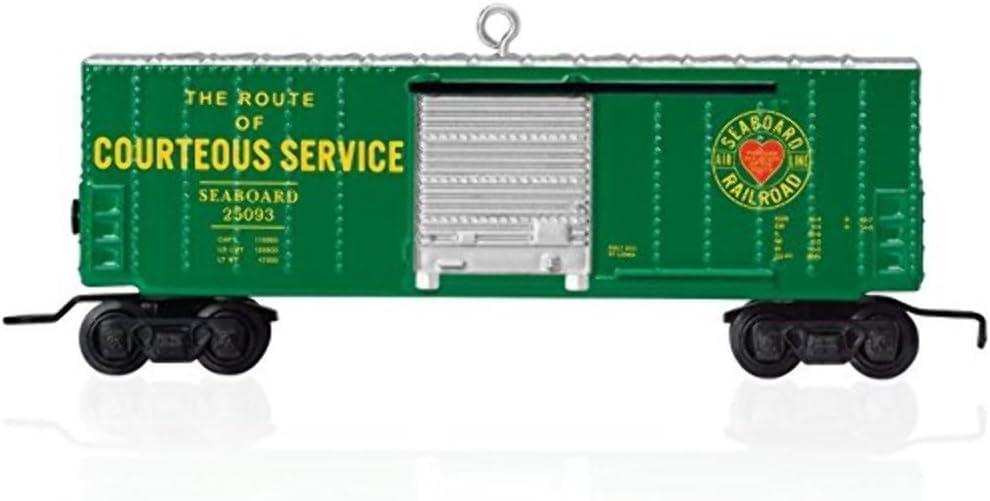 Lionel Trains Chessie System Locomotive 2015 Hallmark ORNAMENT Seaboard Train
