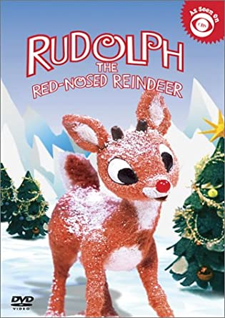 Rudolph The Red Nosed Reindeer >> Amazon Com Rudolph The Red Nosed Reindeer Billie Mae Richards
