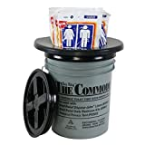 NRS Restop Commode With