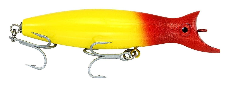 "Super Strike /""Rattl/'n Little Neck Swimmer/"" DS6W-013 All Neon Yellow"