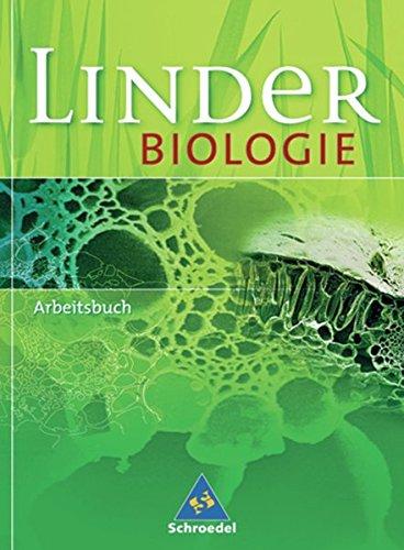 LINDER Biologie SII Arbeitsbuch: Arbeitsbuch mit Aufgaben und Lösungen