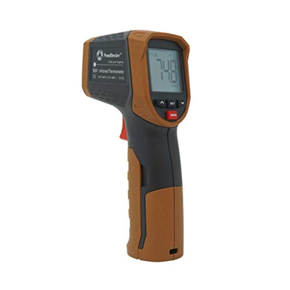 Southwire - 65111840 31212S 930◦F Infrared Thermometer Dual Laser Targeting