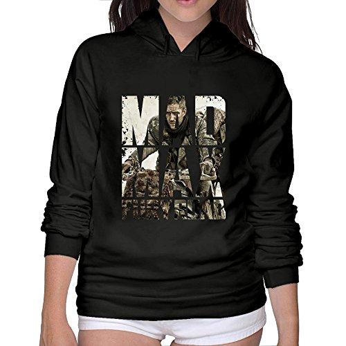 Mad Max Fury Road Cool Hoodies O Neck Woman Cute Hoodies (Mad Max Nux)