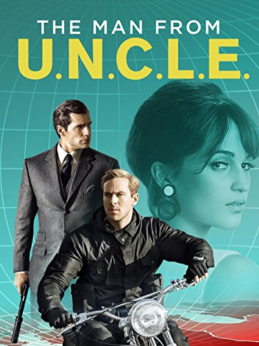 Amazon.com: The Man From U.N.C.L.E.: Henry Cavill, Armie