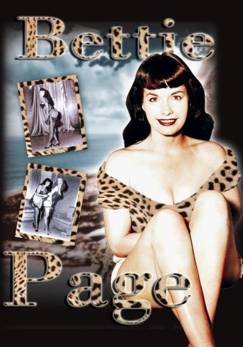Bettie Page - The Girl in the Leopard Print ()