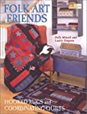 Folk Art Friends, Polly Minick and Laurie Simpson, 1564774716