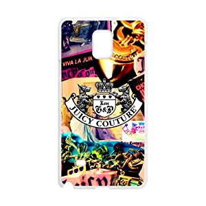 Juicy Couture Cell Phone Case for Samsung Galaxy Note4