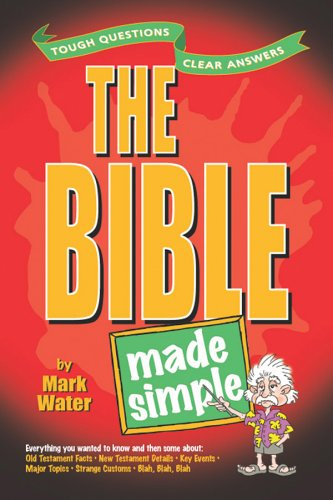 The Bible Made Simple (Made Simple (Amg))