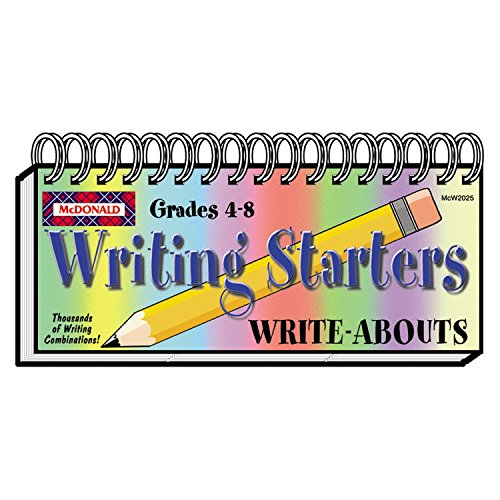 .com: mcdonald publishing mc-w2025 writing starters write ...