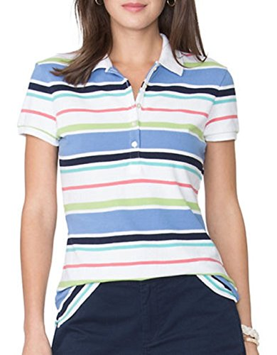 Chaps Striped Polo - 9