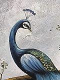 Desihum-Landscape Wall Art on Canvas Colorful