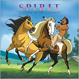 Spirit Stallion Of The Cimarron: Merch Pss: 9780843148640