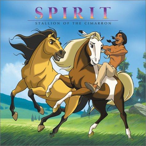 Spirit: Stallion of the Cimarron 8x8 PDF