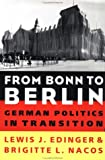 img - for From Bonn to Berlin: German Politics in Transition book / textbook / text book