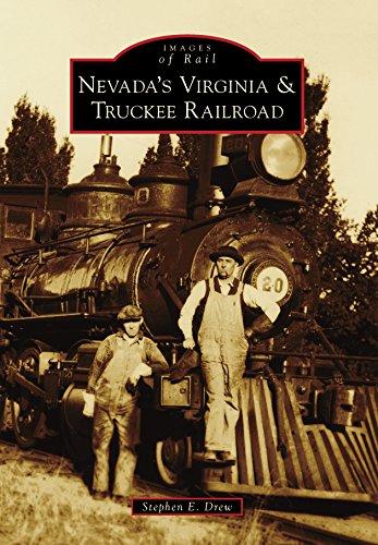 (Nevada's Virginia & Truckee Railroad (Images of Rail))
