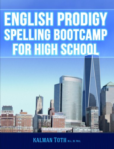 English Prodigy Spelling Bootcamp For High School Pdf