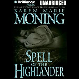 Spell of the Highlander Audiobook
