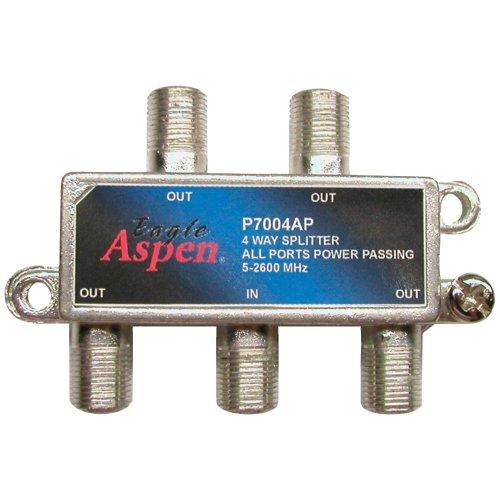 Eagle Aspen 500312 4-Way Splitter (Eagle Aspen Splitter)