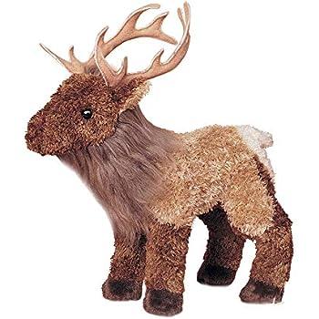 8 Elk Plush Stuffed Animal Toy Wildelife Artists CCR-1830EK