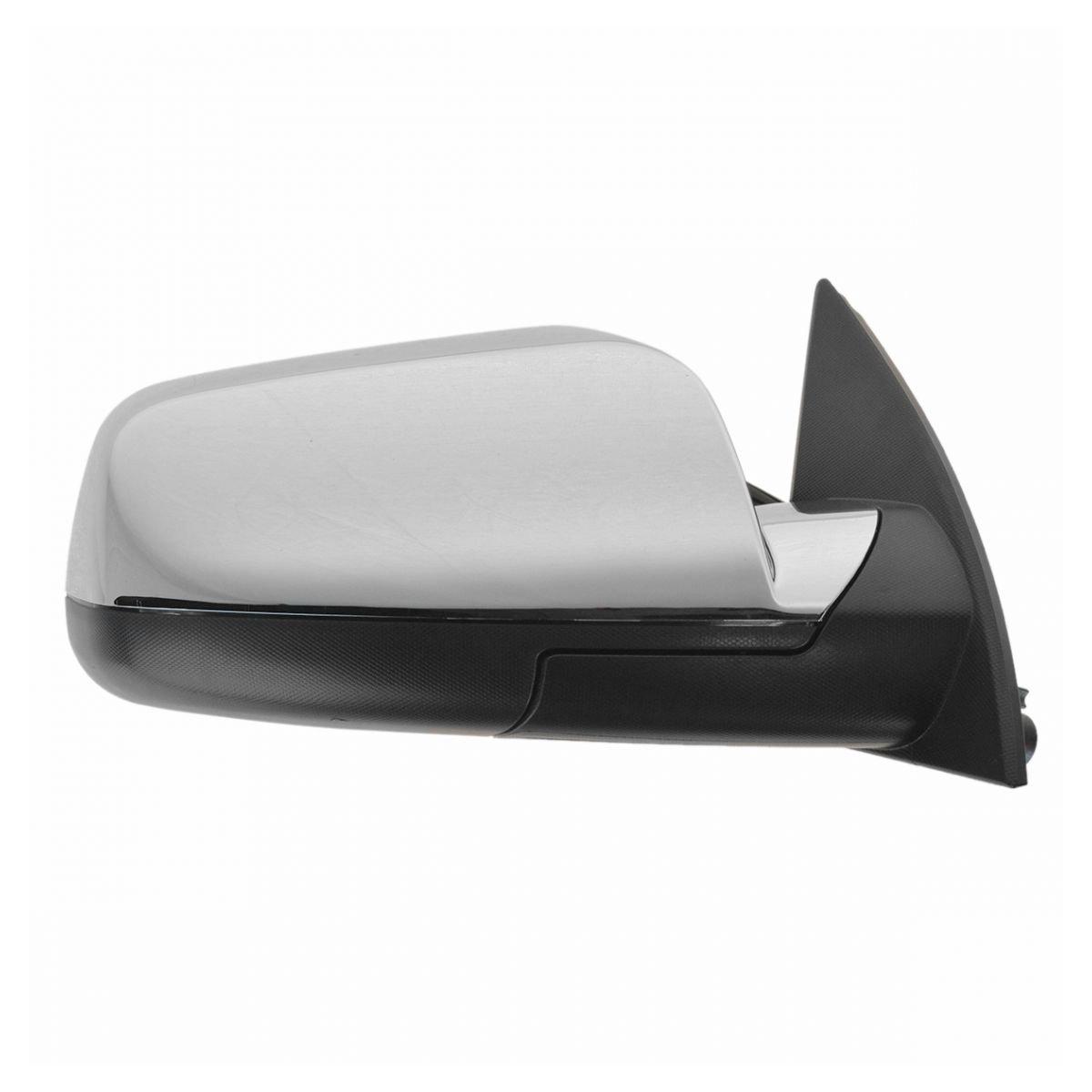 Mirror Power Heated Blindspot Chrome RH Passenger Side for 12-14 Equinox Terrain