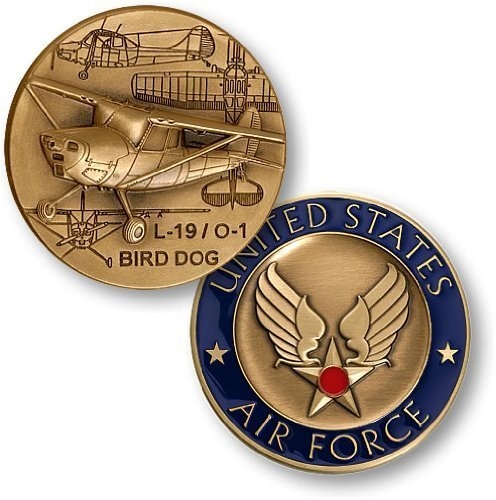 L19 Bird Dog - L-19 / O-1 Bird Dog -- Air Force by Northwest Territorial Mint
