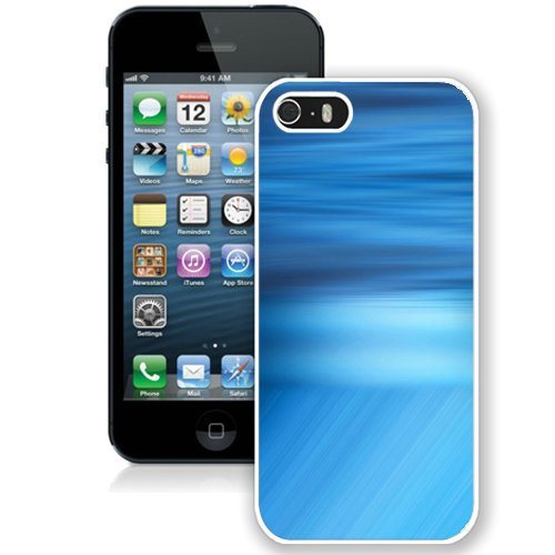 Coque,Fashion Coque iphone 5S Custom Ios 8 Underwater blanc Screen Cover Case Cover Fashion and Hot Sale Design
