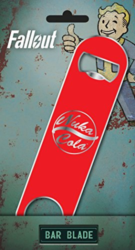 Cola Bottle Opener - GYE Fallout Bar Blade/Bottle Opener Nuka Cola 12 cm Accessori Cucina