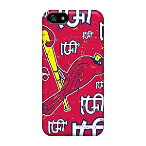 Hot Style Cqn2056devE Protective Case Cover For Iphone5/5s(st. Louis Cardinals)