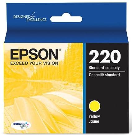 Epson 220 (Yellow)