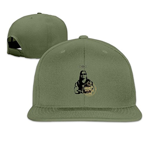 Bounty Hunter Fitted Hat Casual