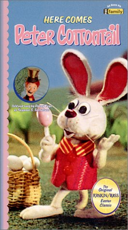 [Here Comes Peter Cottontail [VHS]] (Peter Cotton Tail)