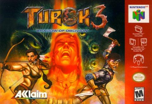 Amazon.com: Turok 3: Shadow of Oblivion: Nintendo 64: Video Games