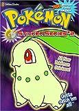 Pokemon Gold-Silver Sticker Book, Golden Books Staff, 0307103153