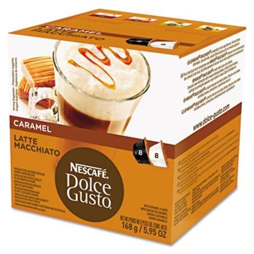 Nescafe Dolce Gusto Caramel Macchiato